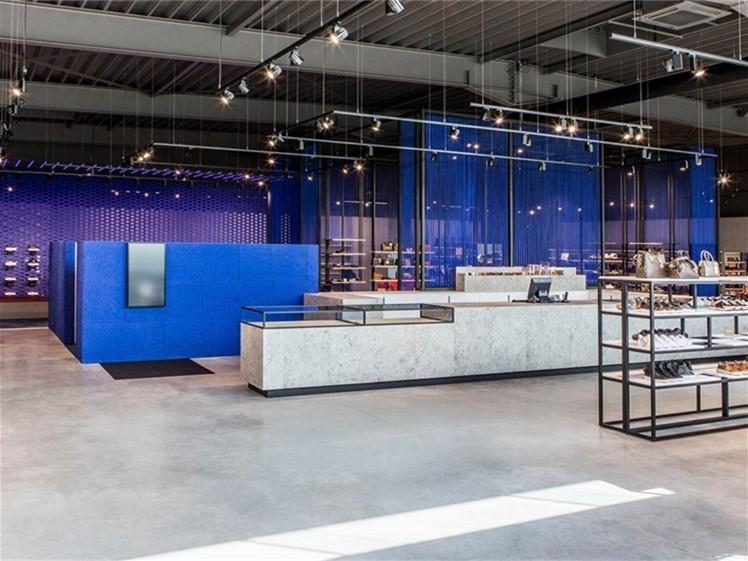 比利时KevinShoes零售店