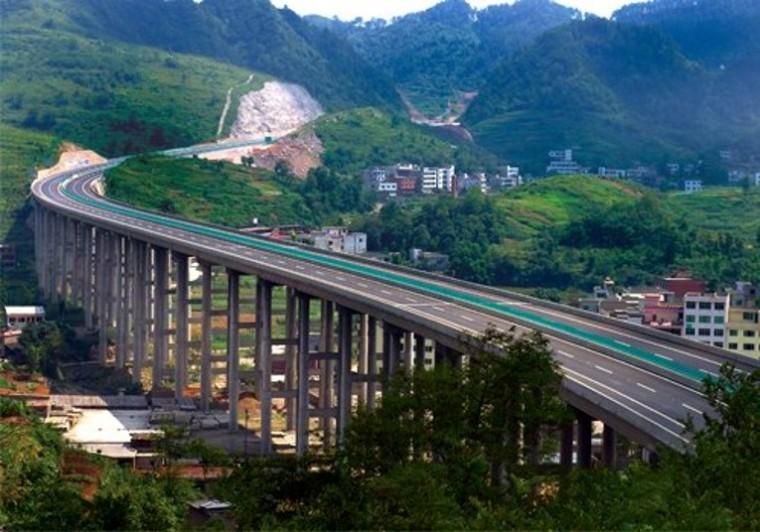 桥梁下部结构施工工艺及验收标准
