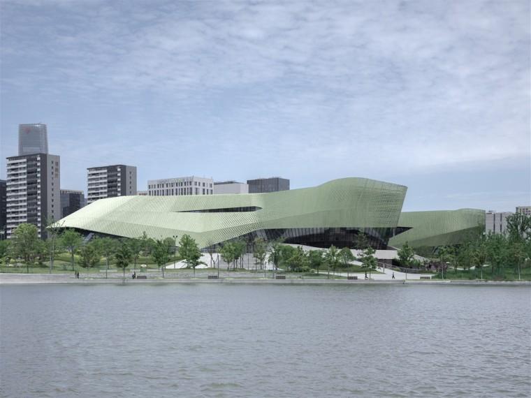 宁波城市规划展示中心