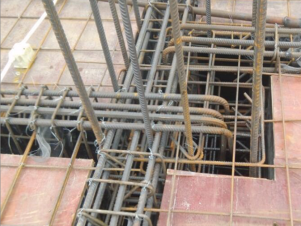 施工中遇到钢筋方面的问题及处理培训PPT