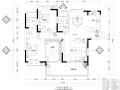 现代简约风格两居室住宅施工图+效果图