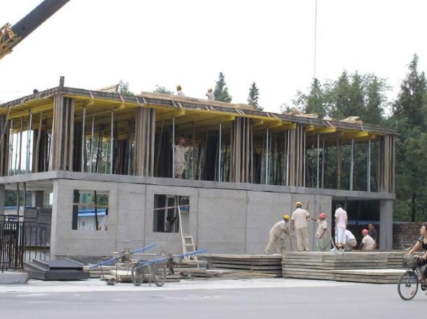 裝配式建筑產業園(一期)可行性研究報告