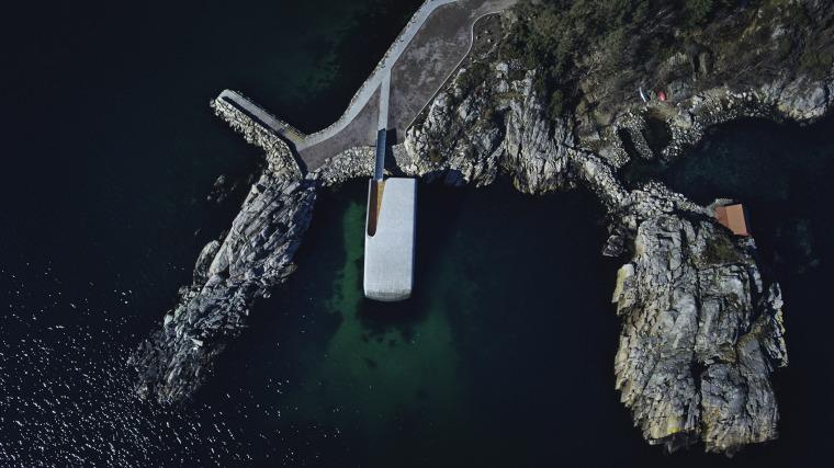 欧洲第一家水下餐厅官方摄影+JPG平面