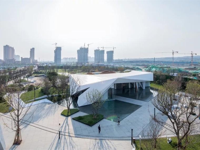 西安万科·理想城示范区景观