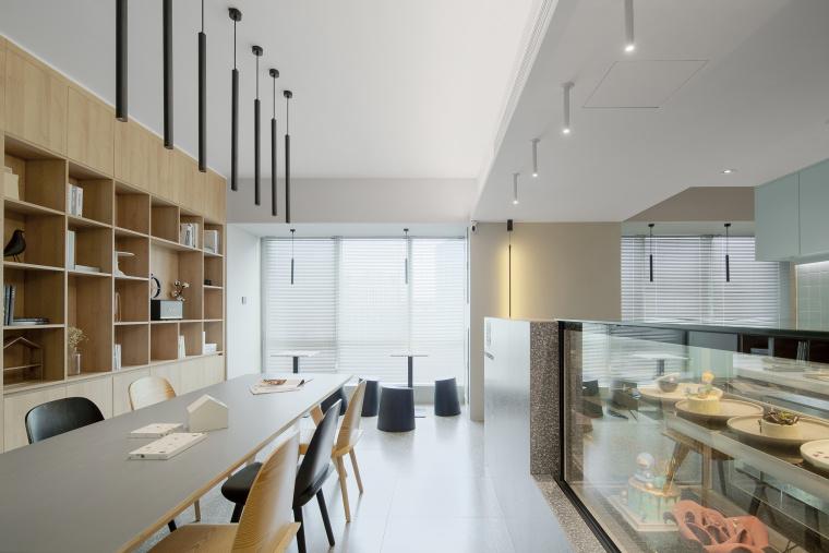 極簡的餐廳設計官方攝影+JPG平面