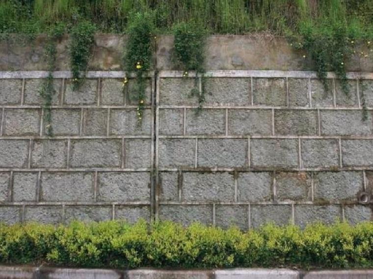 重力式挡土墙设计与构造(ppt,47页)