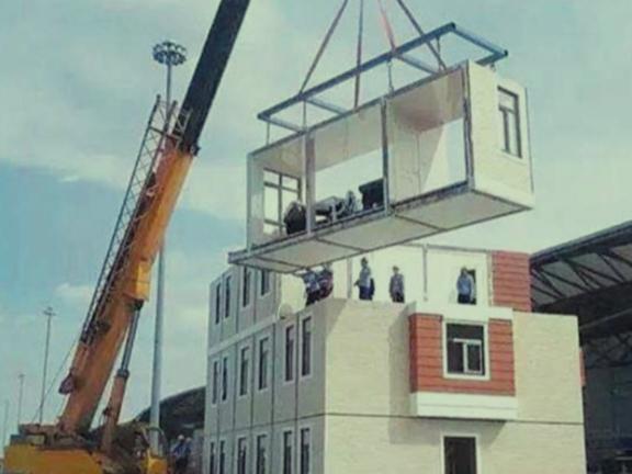 装配式建筑