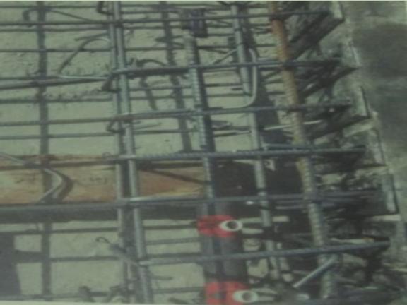 外墙板纵向钢筋机械连接接头