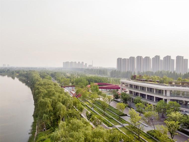 南京JD滨河公园