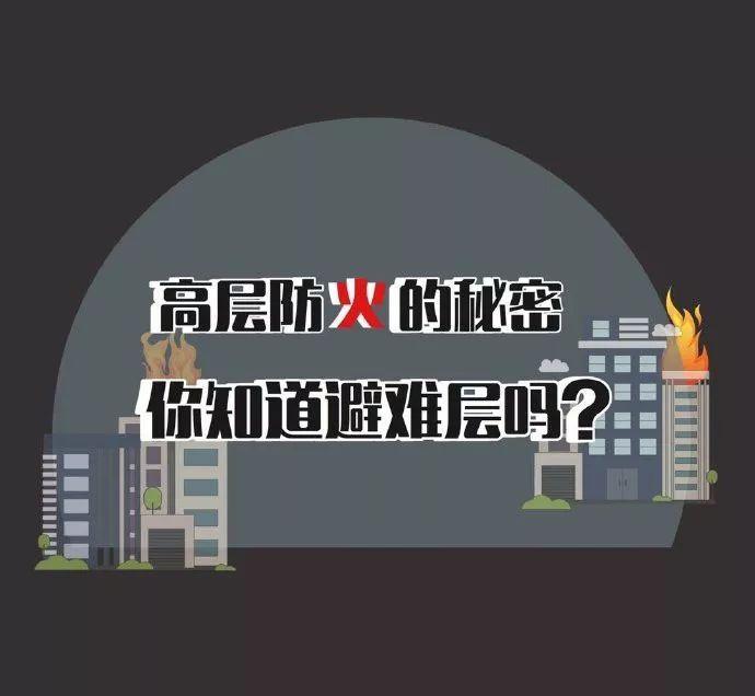 超高层建筑为何要设置避难层?如何设置?_1