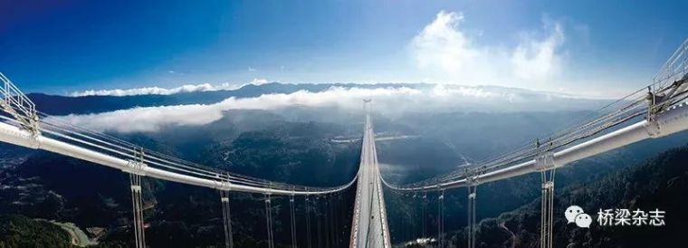 复杂山区千米级悬索桥的设计与施工创新