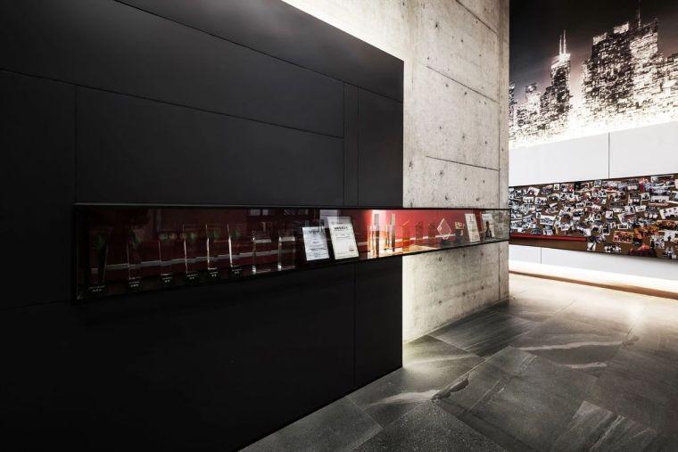 TCDI创思国际建筑师事务所办公空间设计效果