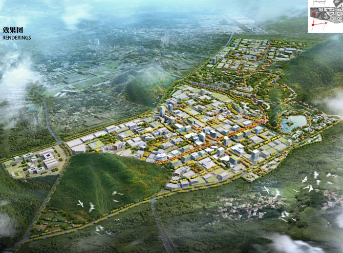 湖州南太湖绿色智能制造产业园城市设计文本