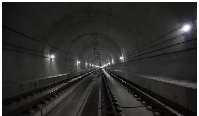 高铁隧道工程铁路监测项目图纸及招标文件