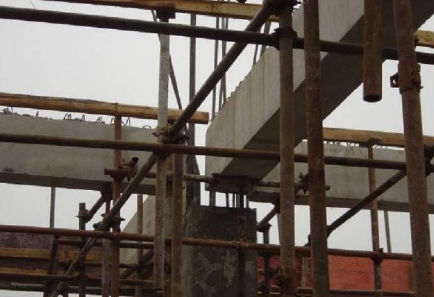 整体装配式框架结构施工工法
