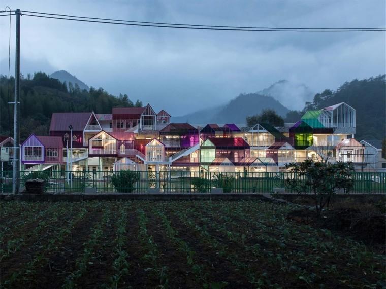 杭州富文乡中心小学改造