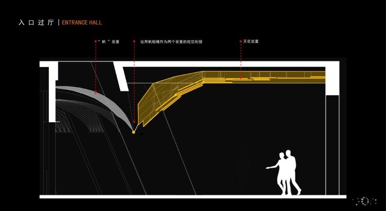 深圳某会所&办公室装修CAD施工图+设计方案-23