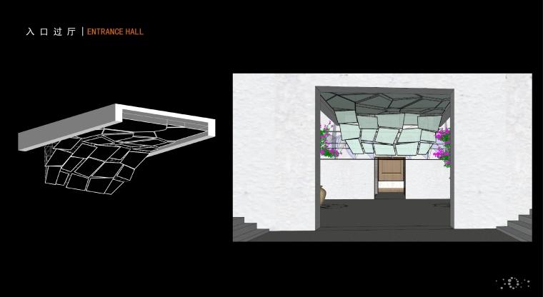 深圳某会所&办公室装修CAD施工图+设计方案-24