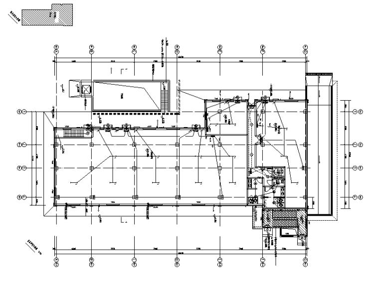 北京住宅小区及配套建筑电气专业施工图