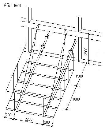 型钢悬挑卸料平台计算书