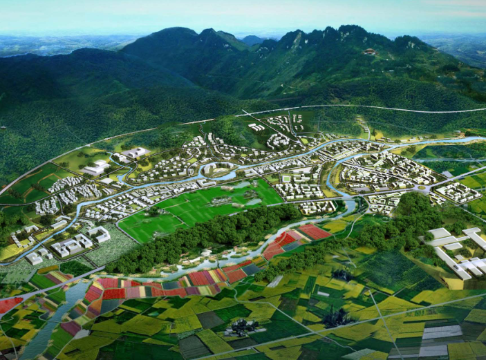 牡丹花海文化旅游产业园总体规划设计文本