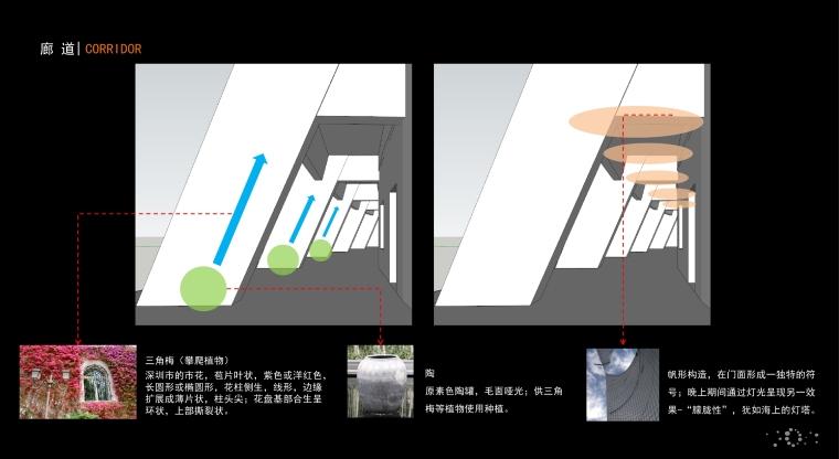 深圳某会所&办公室装修CAD施工图+设计方案-28