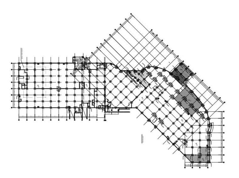 4层长途综合体结构施工图(含建筑,2014)