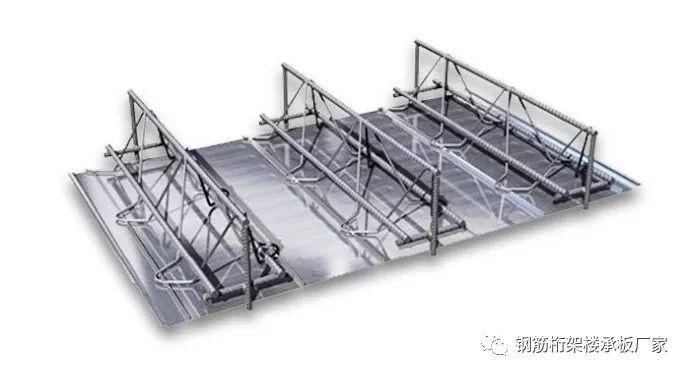 钢筋桁架楼承板计算和选型