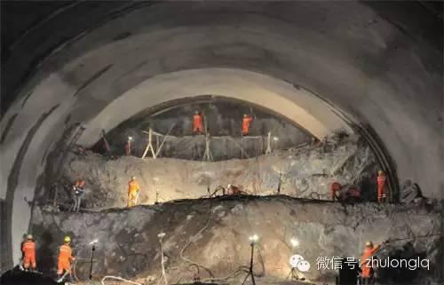 [必知]隧道施工关键工序标准做法