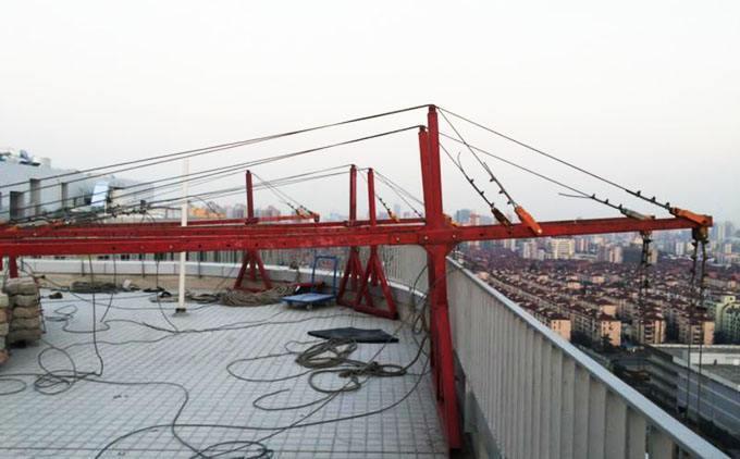 吊篮施工安全技术管理交流(PPT)