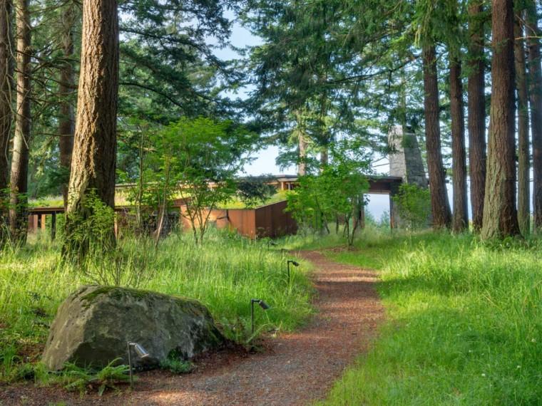 美国惠德比岛住宅景观
