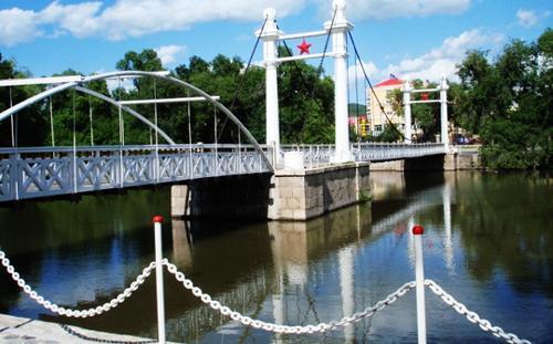 公园吊桥工程招标文件(含图纸清单)
