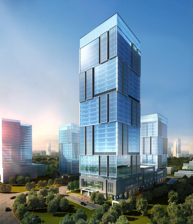 济南大厦悬挑卸料平台专项施工方案