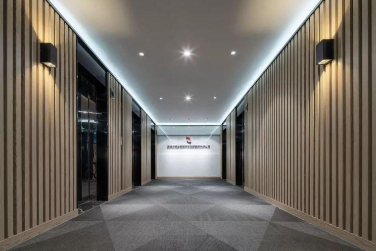 几何与时尚元素叠加,打造高颜值办公空间