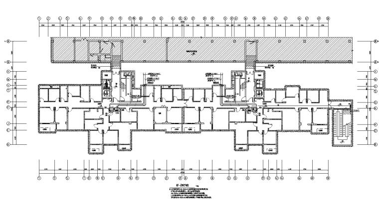 江苏住宅小区及配套底层商业全套施工图