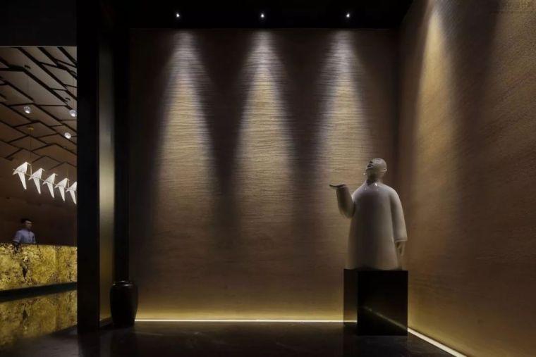 空灵的灯光设计,打造舒适灵动的静谧之所