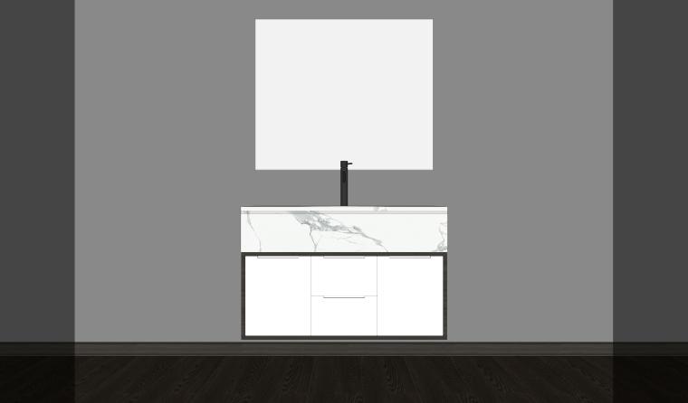 室内SU模型_卫浴用品模型设计(50套)