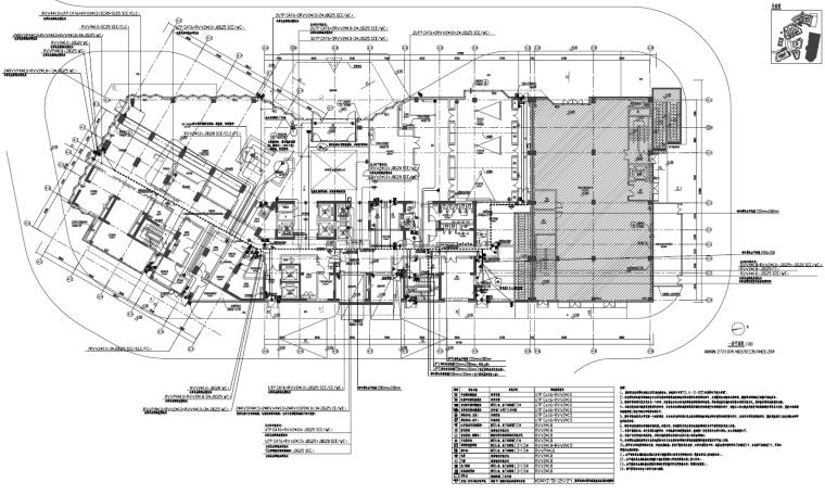 上海五星级酒店弱电智能化施工图