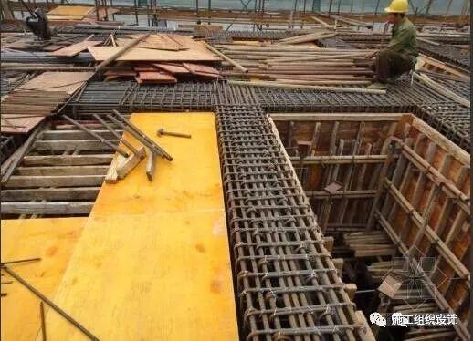 混凝土结构工程施工质量标准做法