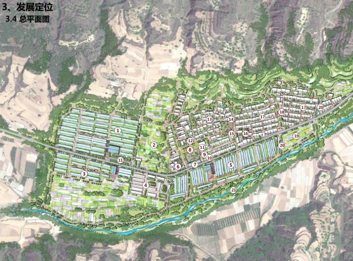 [山西]美丽乡村发展村级详细性规划设计文本