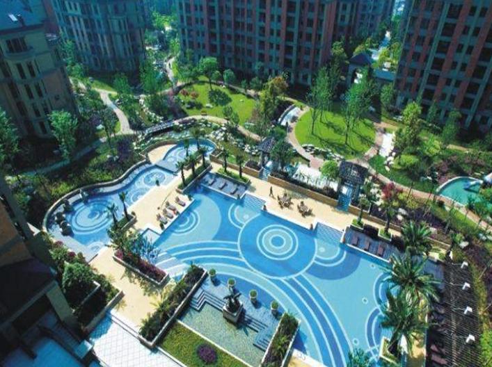 小区水景与水景住宅设计(PPT)