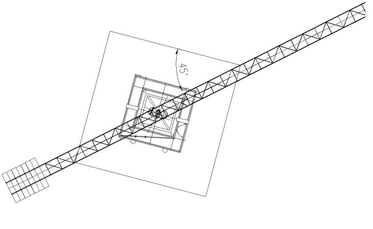 塔吊专项方案下载资料下载-高层建筑塔吊专项施工方案