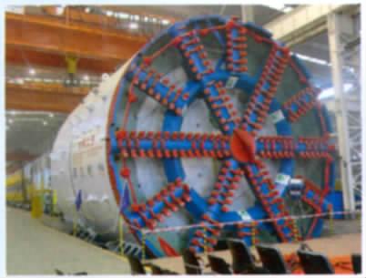 大直径盾构隧道在北京地铁工程中的应用