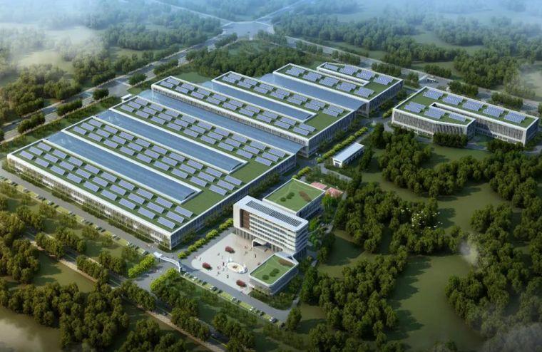 产业园项目配电工程图纸及工程量清单