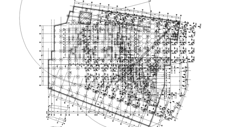 住宅楼塔吊基础施工方案