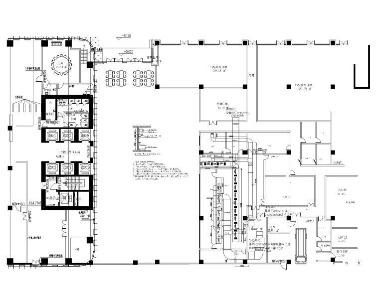[分享]参数化设计餐厅设计资料下载图片
