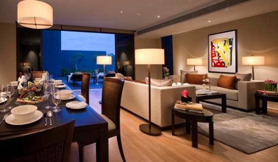 酒店公寓精装修工程投标文件、预算及图纸