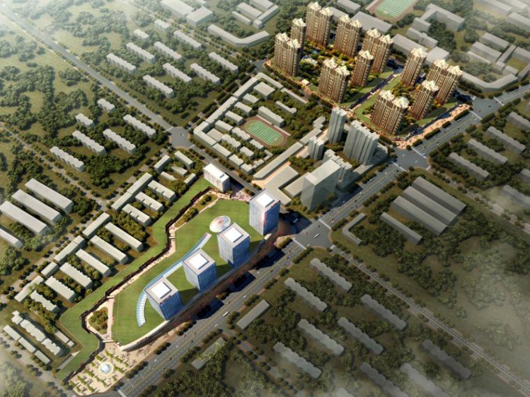 [徐州]高层商业住宅项目施工组织设计248页
