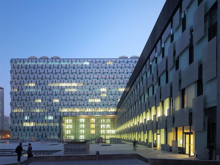 成都高层住宅cad资料下载-成都高层住宅楼弱电工程施工组织设计