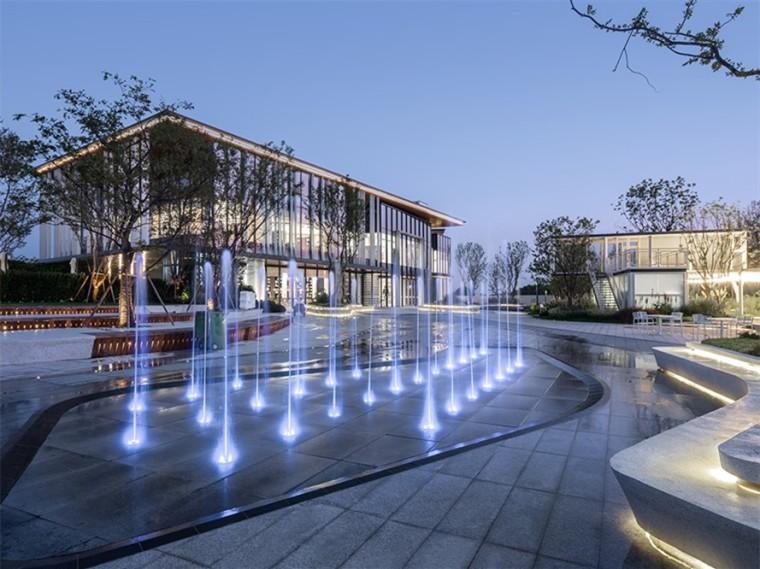 武汉万科保利理想城市示范区景观